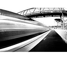 Six seconds Photographic Print
