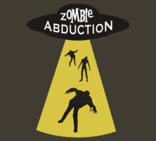 Zombie Abduction by neizan
