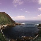 Storms River Suspension Bridge by Derek Kan