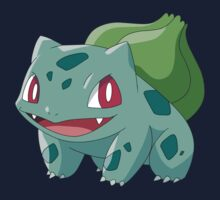 Pokemon huge bulbasaur by alexcool