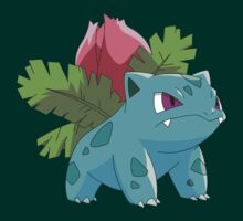 Pokemon huge ivysaur by alexcool