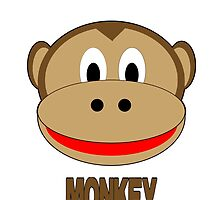 Monkey by Almeister5000