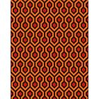 Overlook Hotel Carpet (2009) by Gary Andrew Clarke
