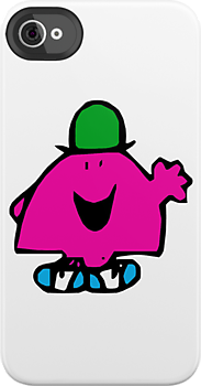 Mr Men - Mr Chatterbox by gemzi-ox
