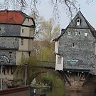 Bridge Houses by karina5