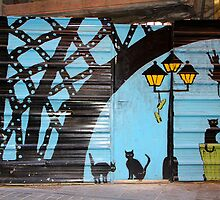 Memories of Spain 1 - Street Art in Valencia by Igor Shrayer