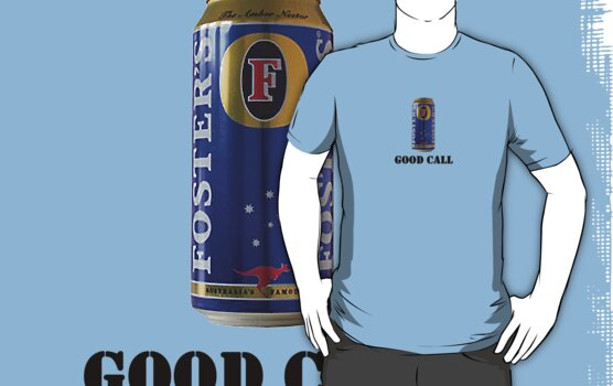 Fosters - Good Call by gemzi-ox