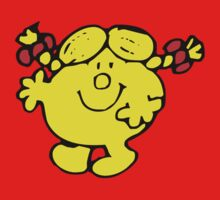 Mr Men - Little Miss Sunshine by gemzi-ox
