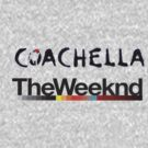 The Weeknd - Cxoachella by Kuilz