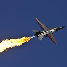 F-111 Dump and Burn by Tim Pruyn