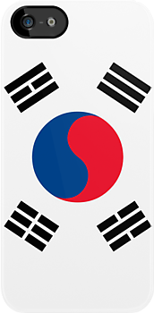 South Korean flag by SOIL