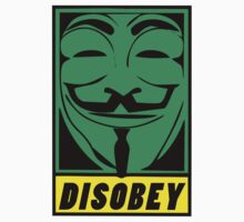 Disobey by d1bee