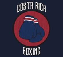 Costa Rica Boxing by CreativoDesign