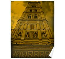 Florence building Poster