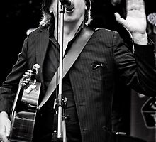Tex Perkins at Rock In The Vines by Jane Keats