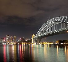 Sydney Harbour Panorama by Shannon Rogers