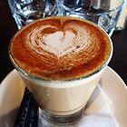 Sweet heart coffee by GCBela