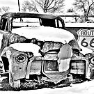 Route 66, HDR by Stephen Knowles