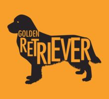 Golden Retriever Silhouette by gstrehlow2011