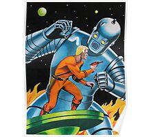 GIANT ROBOT SLAYER Poster