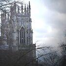 York Cathedral by Pamela Rose Sime