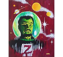 SPACEMAN 'Z' Photographic Print