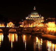 Saint Peters Basilica by seanwareing