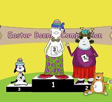 Easter bonnet by fatcatandduncan
