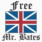 Free Mr. Bates by Jared McGuire