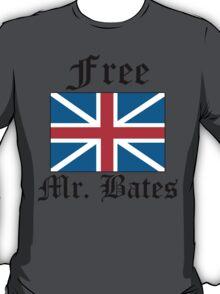 Free Mr. Bates T-Shirt