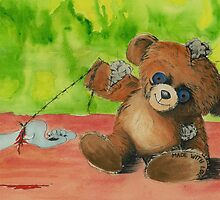 Killer Ted by carlie barras