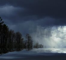 Stormy Weather ! by Elfriede Fulda