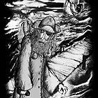 The Old Salty Sea Dog - Fisherman's Dub  by Nik Usher