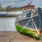 Old Boat by Thasan