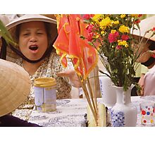 Vietnam Women Photographic Print