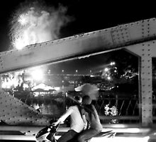 Fireworks by Shannon Friel
