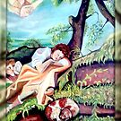 oil original prints by antonio cariola