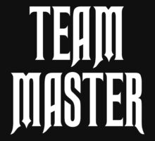 Team Master by Chris McQuinlan