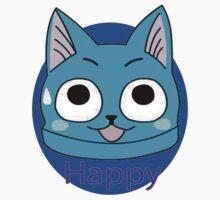 Fairy Tail - Happy by Tarobeast