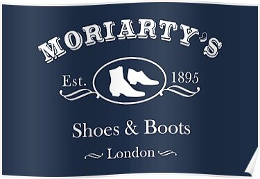 Moriarty's Shoe Shop by sirwatson
