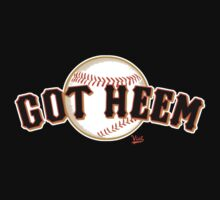 "VICT ""Got Heem"" Wilson Black T-Shirt by Victorious"