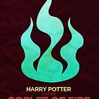 Harry Potter and the Goblet of Fire by Risa Rodil