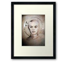 Inner World Framed Print