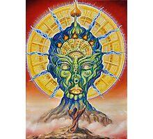 Vision of the shaman Photographic Print
