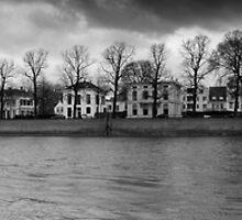 Deventer, the Netherlands by M. van Oostrum