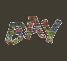 Multi-Colour Bay Logo by Ra12