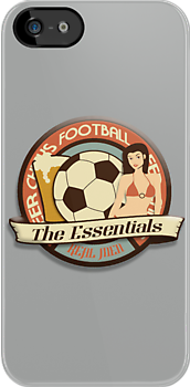 The Essentials - football by Benjamin Whealing