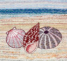 Summer Beach  2001 by Wendy Sysouphat