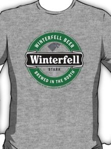 Winterfell Beer T-Shirt