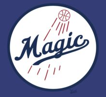 "VICT ""Magic's Dodgers"" T-Shirt by Victorious"